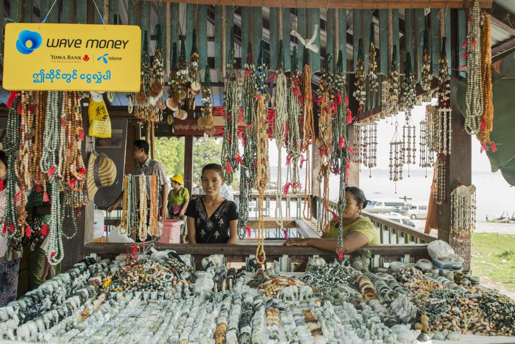 Mobile money is making waves in Myanmar Case for Change