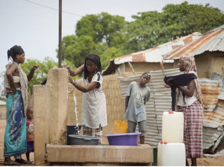 Allowing hope to flow in The Gambia with mobile-enabled smart water thumbnail image