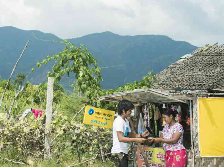 Mobile money is making waves in Myanmar thumbnail image