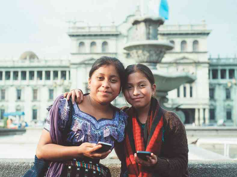 Expanding horizons for Guatemalan girls and women by narrowing the digital gender gap thumbnail image