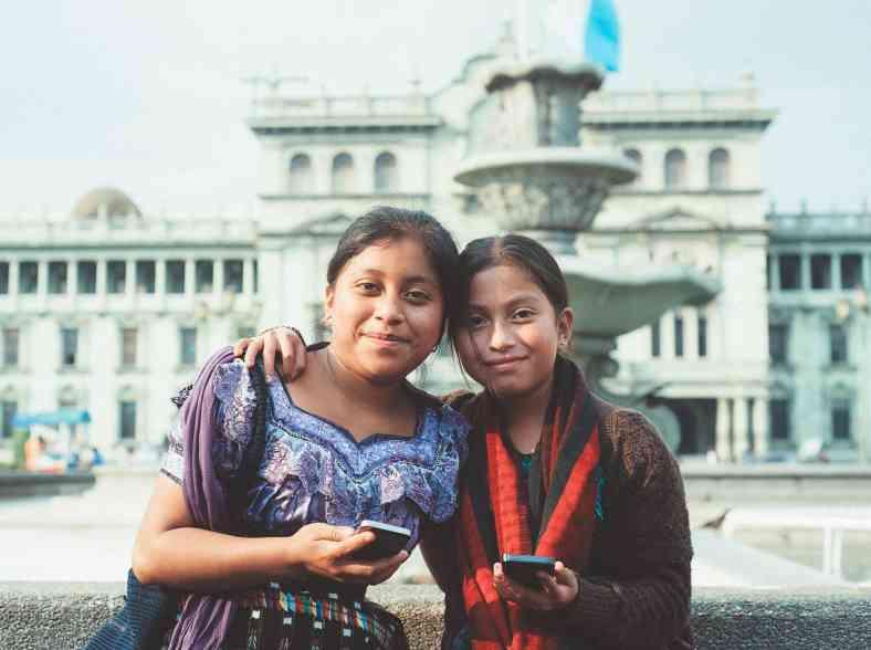 Expanding horizons for Guatemalan girls and women by narrowing the digital gender gap thumbnail image
