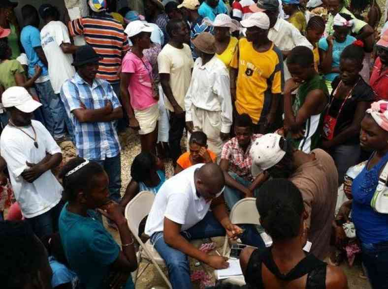 The people of Haiti profit from mobile money thumbnail image
