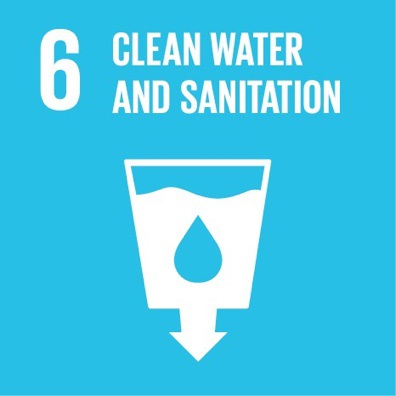 Clean Water and Sanitation icon