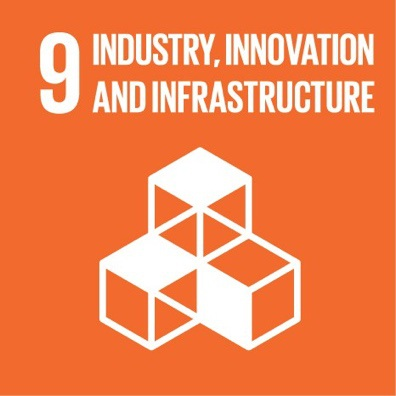 Industry, Innovation and Infrastructure icon